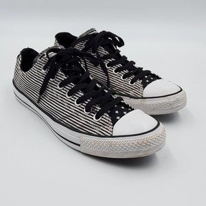 Converse Men's B&W All Stars Sneakers